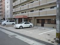 【写真】長圓寺駐車場