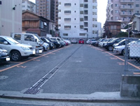 【写真】エフパーク今泉駐車場