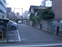 【写真】警固駐車場