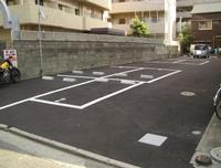 【写真】満月駐車場