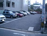 【写真】西村J駐車場