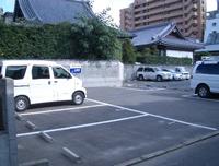 【写真】たちばな第2駐車場
