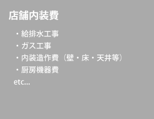 【居抜き料】100万円